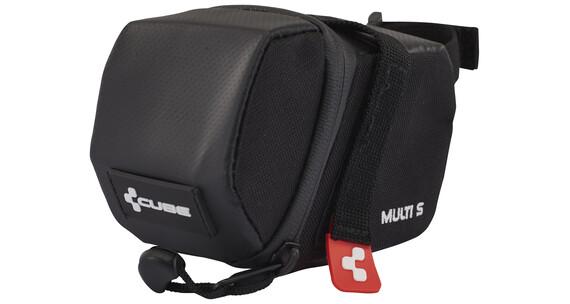 Cube Multi S Blackline Satteltasche schwarz